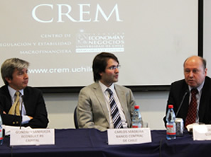 """panel """"Crédito no bancario: acceso, desafíos regulatorios y estabilidad financiera"""""""